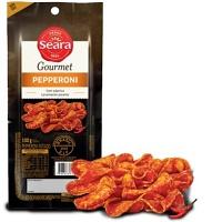 Peperoni Gourmet fatiado Seara 100g.
