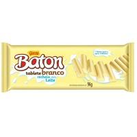 Chocolate branco ao leite Baton 96g