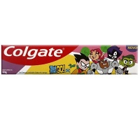Gel dental infantil  Colgate Teen Titans Go 60g