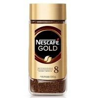 Café solúvel Nescafé Gold 8 equilibrado 100g