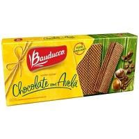 Wafer chocolate com avelã Bauducco 140g
