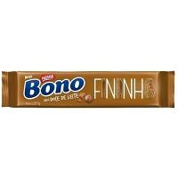 Biscoito recheado doce de leite Bono fininho 57g