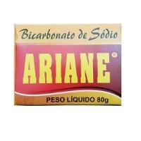 Bicarbonato de sódio Ariane 80g