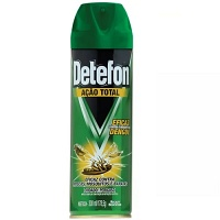 Inseticida aerossol Ação Total Detefon 300ml