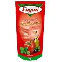 Molho de tomate Mediterrâneo Fugini sachê 340g
