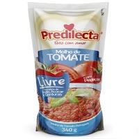 Molho de tomate Livre Predilecta 340g