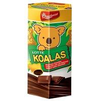 Biscoito recheado chocolate Koalas Bauducco 37g