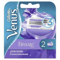 Carga Gillette Venus Breeze ( 2 unid.)