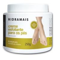 Creme esfoliante para os pés Hidramais 250g