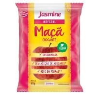Maçã crocante desidratada Jasmine 40g