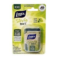 Adoçante stévia em comprimidos Linea 6g (100 unid.)