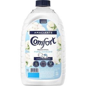 Amaciante Puro Cuidado Comfort 1,8 lts