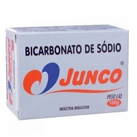 Bicarbonato de sódio Fã  Junco 100g