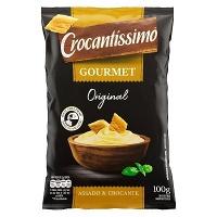 Salgadinho Crocantíssimo Gourmet original 100g