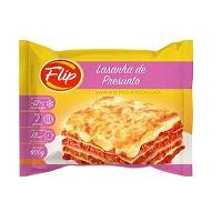 Lasanha de presunto Flip Pif Paf 600g
