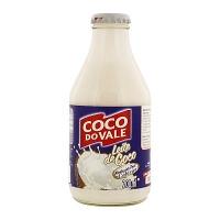 Leite de coco Do Vale reduzido teor calórico 200ml