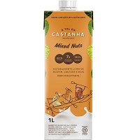 Bebida de vegetal de castanhas Mixed Nuts A Tal da Castanha 1L
