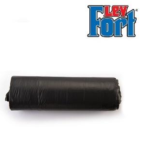 Saco preto para lixo  rolo 15lts/3kg (20unidades)