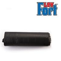 Saco preto para lixo Levfort rolo 50lts/10kg (20unidades)