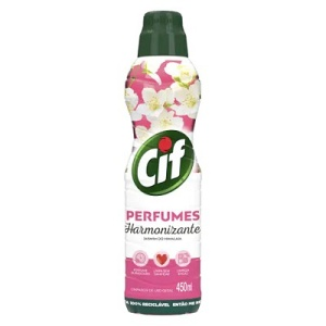 Limpador Cif perfumes harmonizante 450ml