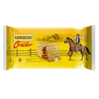 biscoito cream cracker Rancheiro 600g