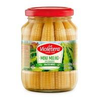 Mini Milho inteiro La Violetera 185g