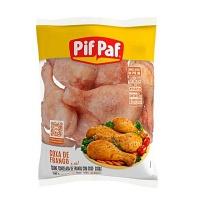 Coxa de frango congelada Pif Paf IQF  700g