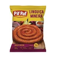 Linguiça mineira Pif Paf 800g