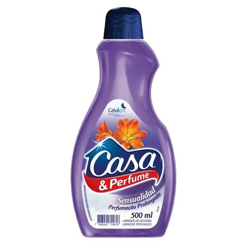 Limpador Casa e Perfume Sensualidad 500ml