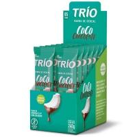 Barra de cereais coco com chocolate Trio (12 unidades)