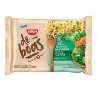 Macarrão instantâneo De Boas Nissin mix de legumes com ervas 75g
