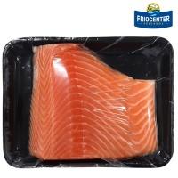 Filé de salmão congelado Friocenter 500g
