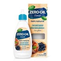 Adoçante líquido Zero Cal eritritol 65ml
