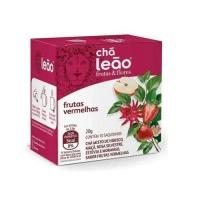 Chá frutas vermelhas Leão 20g