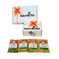 Kit Degustação NaturAu Pet gourmet 1kg