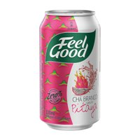 Chá branco c/ pitanga Feel Good lata 330ml