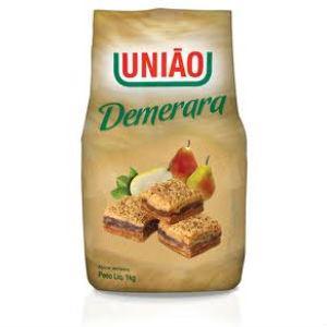 Açúcar Demerara União 1kg.