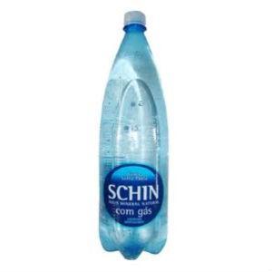 Água Schin com gás 1.5 lts