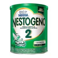 Fórmula infantil Nestogeno 2 Nestlé 400g.