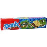 Biscoito recheado choco shake Danix 170 gr.