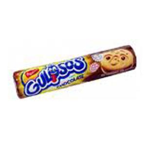 Biscoito recheado gulosos chocolate Bauducco 140g
