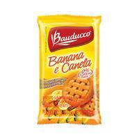 Amanteigado banana com canela Bauducco 375g.