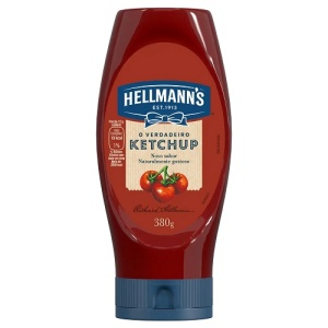 Ketchup tradicional  Helmanns 380g