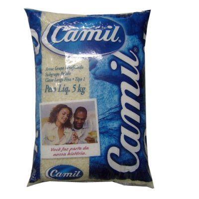 Arroz Camil 1kg.