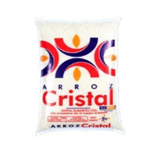 Arroz Cristal 5kg.