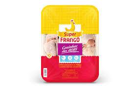 Coxinha da asa de frango Super Frango 1kg